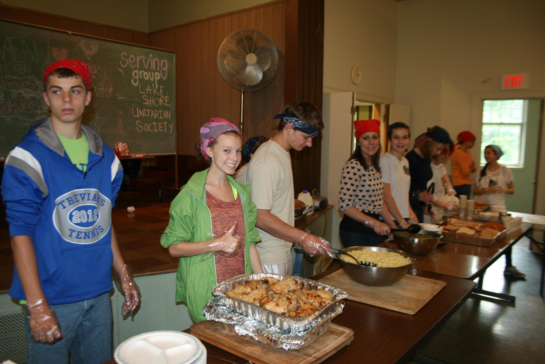 Interfaith Action Of Evanston Soup Kitchen Lake Shore